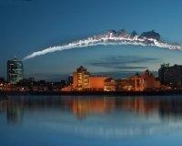 В челябинском Историческом музее разыграют осколки метеорита