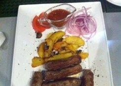 Бизнес ужин в ресторане Сербия