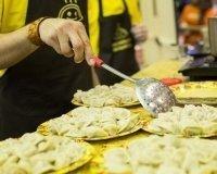 Тюменцы собираются поставить рекорд по поеданию пельменей