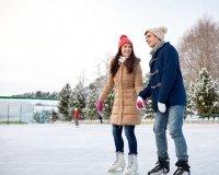На катке ипподрома «Акбузат» пройдет «День влюблённых на коньках»