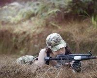 В Музее боевой славы пройдет военно-патриотическая игра для девушек