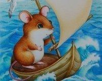 Невероятное путешествие мышонка Пика. Премьера!