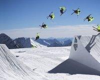 Тюменские сноубордисты выполнят экстремальные трюки на Воронинских горках
