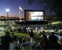 В теплый сезон в Казани будет работать 6 летних кинотеатров