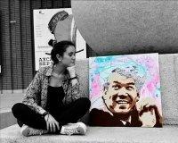 В Молодёжном театре откроется выставка портретов знаменитых уфимцев в стиле поп-арт