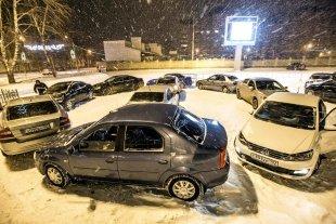 Уфимцы проведут автофлешмоб к 23 февраля