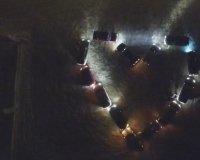 В Челябинске составили валентинку из автомобилей
