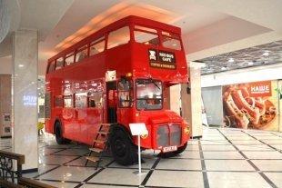 Открытие: Red Bus Cafe
