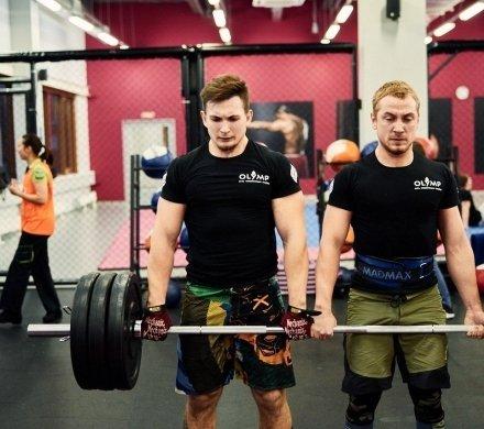В клубе ALEX FITNESS пройдут соревнования по Русской Армейской подготовке