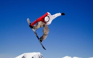 На тюменской набережной пройдут масштабные соревнования сноубордистов