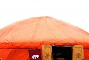 В парке «Ватан» откроется юрта для свободного творчества