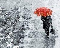 В Казани резко испортится погода: снег с дождем, заносы и каша на дорогах