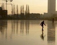 Актеры красноярских театров будут читать стихи, катаясь на коньках