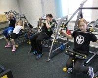 В Челябинске открылся фитнес-клуб для детей