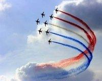 Фигуры высшего пилотажа в исполнении известных Стрижей можно будет увидеть 23 февраля
