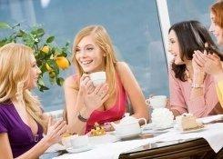 """Приглашаем Вас посетить тёплую атмосферу """"женского клуба"""""""