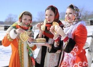 Масленицу будут праздновать на 4 площадках города