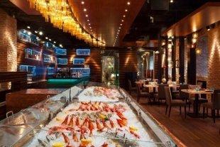 На Тверском бульваре открылся ресторан русской рыбы «Волна».