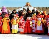 Гуляй, Масленица! «Курганстальмост» устраивает праздник на Голубых озерах