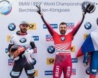 Красноярский скелетонист взял бронзу на чемпионате мира