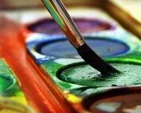 По субботам выставочный зал «Родина» проводит мастер-классы по живописи