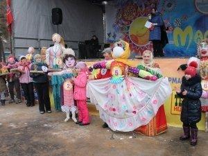 В Тюмени состоялся «Парад Чучел»