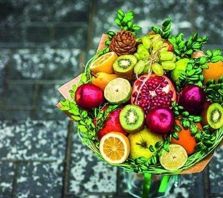 Выбираем лучший фруктовый букет в Тюмени