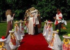 Сезон свадеб открыт!