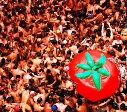 Томатина в Испании и ещё 6 событий этого лета, на которые обязательно нужно попасть