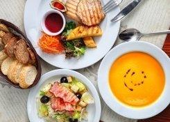 Туристические завтраки, обеды и ужины