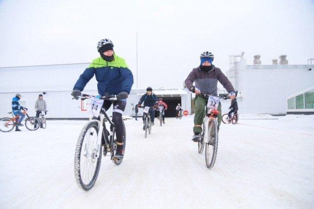 В Уфе пройдёт весенняя любительская велогонка