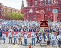 В Челябинске стартовал набор волонтеров на День Победы
