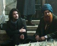 Кит Харингтон снимается в российском кино