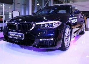 Новый BMW покоряет Сургут