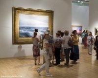 Третьяковская галерея на Крымском валу будет работать бесплатно.