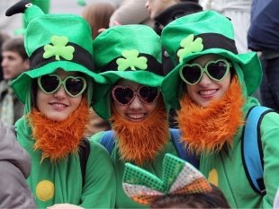 Люди в зелёном: в Harat's Pub отметят День святого Патрика