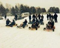 В Ижевске пройдет финальный этап кубка УР по зимнему картингу
