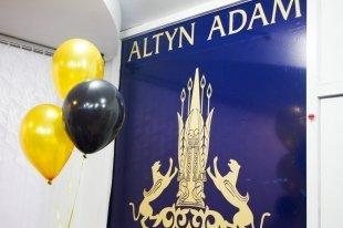 Окрытие бутика  деловой одежды от национального бренда Altyn Adam