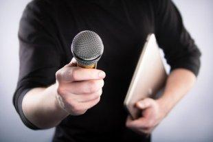 В Маяковке пройдёт бесплатный мастер-класс «Телевизионное интервью»
