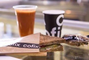 В бизнес-квартале «Арма» открылась кофейня Cofix.