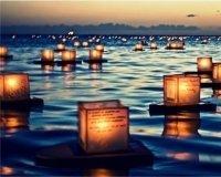 Весной в Казани проведут фестиваль водных фонариков