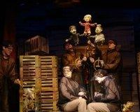 В театре «Гулливер» ставят спектакль «Ваня Датский»