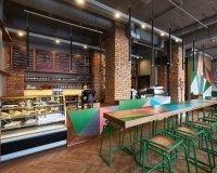 Кофейня Green House откроется на Взлетке
