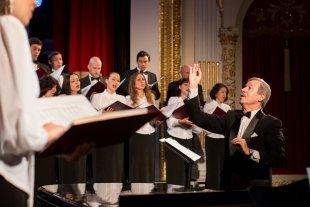 Краснодарский государственный камерный хор 4 апреля выступит с новой концертной программой «Забытое танго»