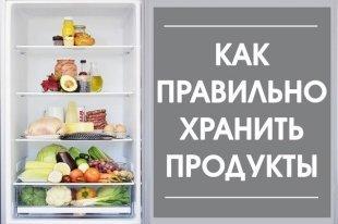 Роспотребнадзор расскажет югорчанам о правильном хранении продуктов по телефону