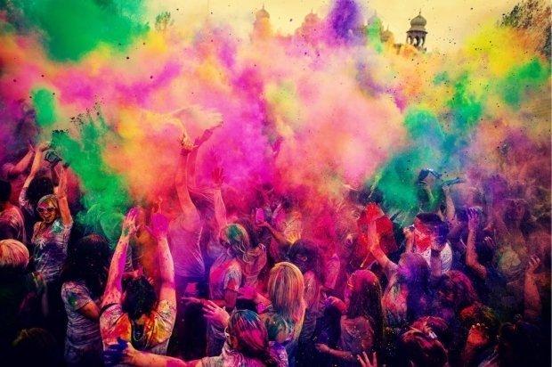Весной в Казани проведут двухдневный фестиваль красок
