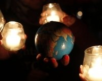 В конце марта на Цветном бульваре состоится «Час Земли»