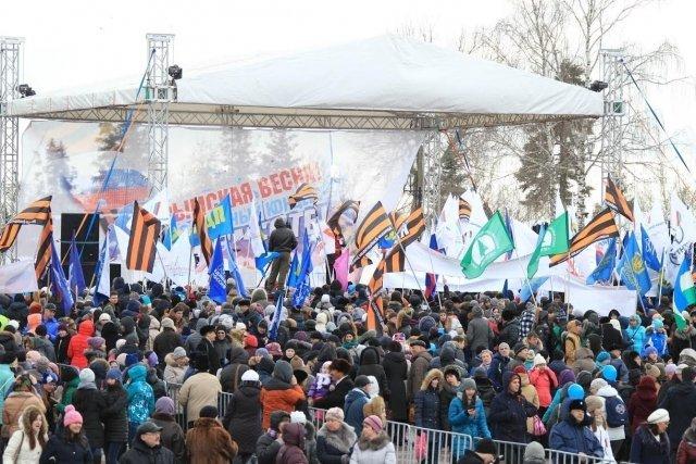 В Уфе отпразднуют годовщину присоединения Крыма