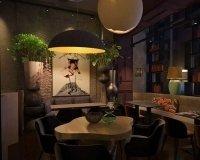 В Челябинске открылся японский бар Fugu