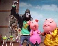 В Хэппи Мил Макдоналдс представлены новые игрушки – герои «Зверопоя»